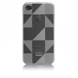 iPhone 4 Gelli Cases (CM011838) Clear